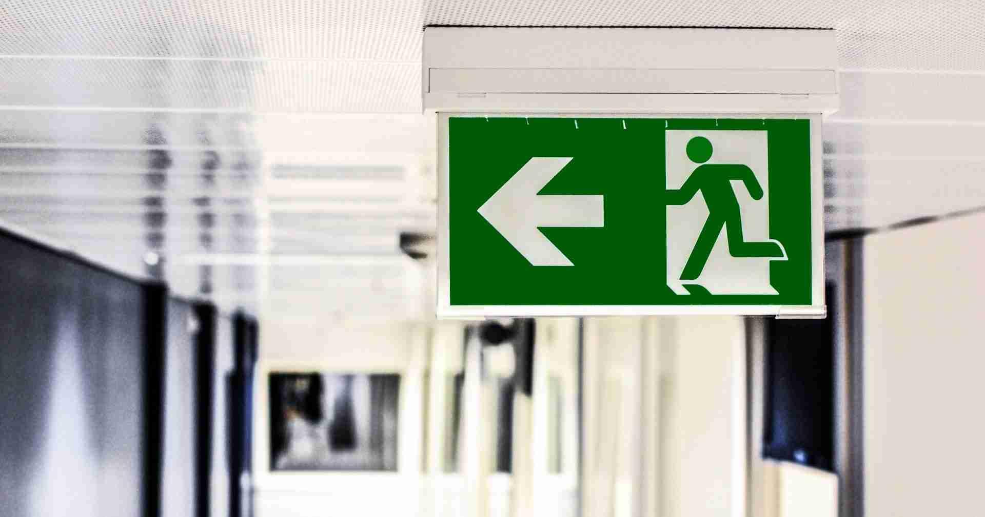 Formazione e segnaletica per addetti emergenze