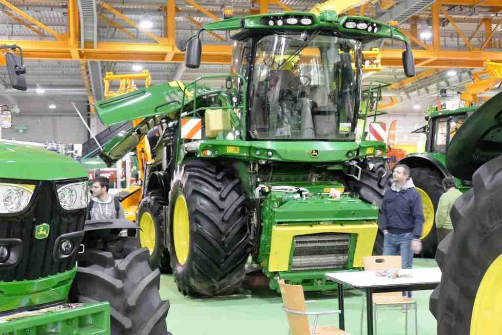 Formazione conduzione trattori e mezzi agricoli